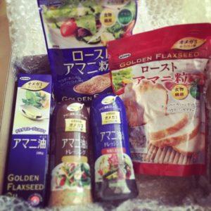 日本製粉ローストアマニ粒