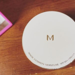 MISSHA(ミシャ) M クッション ファンデーション