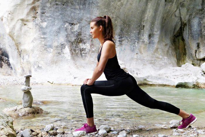 女性のトレーニング