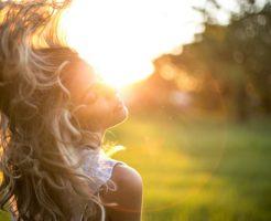 紫外線髪へのダメージ