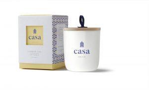 CASA ソイキャンドル ジャスミンティー